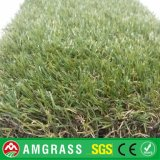 relvado de 40mm Landscaping Artificial Grass para jardins Putting Flooring