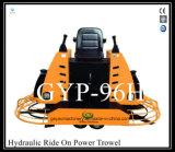 10 Lâminas Kohler Engine CH940 Passeio hidráulico no Power Trowel Gyp-96h