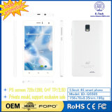 4G 5.5 polegadas Mtk 6735 2 + 16GB de memória China OEM Smart Phone