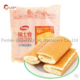 Mantouのパッキング機械卵の鋭い枕パック機械低価格の袋のパッキング機械