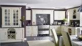 2017新しいデザイン純木の食器棚のホームFurniture#264