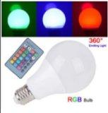 Lampada della lampadina della decorazione LED della casa della lampadina di E27 B22 10W RGB LED