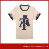Рубашки тройника печатание шелковой ширмы фабрики OEM для промотирования с вашим собственным логосом (R46)