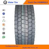 Commerciële Radial Truck Tyre, Bus Tyre en TBR Tyre (315/80R22.5, 385/65R22.5)