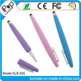 接触パネル装置のための1つのラグビーの整形スタイラスパステルカラーに付き昇進のペン2つ