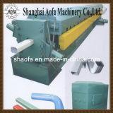Roulis carré de tuyau de descente formant la machine