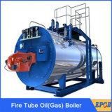 Petróleo de gás favorável ao meio ambiente instalado fácil - caldeira despedida de Combi