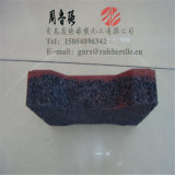 BlockierenRuber Fliese, im Freien Gummifliese, Tragen-Beständige Gummifliese
