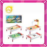 gioco di plastica divertente del giocattolo dei bambini di sport 6in1