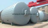 Las baldosas cerámicas mojaron el molino de bola con el trazador de líneas de goma