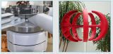 generador de viento de las láminas de la turbina de viento de 100W 200W 300W 24V 5