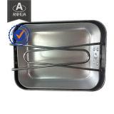 憲兵のアルミニウムお弁当箱