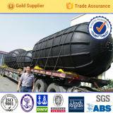 Esportazione al tipo di gomma cuscini ammortizzatori della Taiwan Yokohama del fante di marina