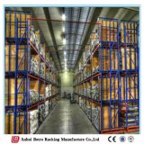 Étagère allumée de supermarché de norme internationale de la Chine