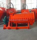 高性能牛肥料の造粒機機械