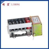 Hohe antimagnetische schützen und Metal Rahmen-mechanischen Messinstrument-Kostenzähler (LHAD6-04)