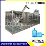 Máquina que capsula de relleno que se lava automática del agua potable del barril de 5 galones