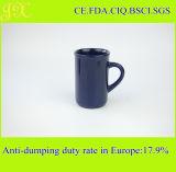 De in het groot 9oz Ceramische Mok van de Glans met Handvat voor Koffie