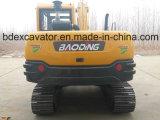 Землечерпалка Crawler землечерек Baoding 9ton новая малая