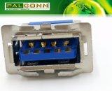 Verbinder USB3.0 für Hochgeschwindigkeitsdatenübertragung
