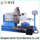 Torno popular del CNC de la alta calidad de las ventas para dar vuelta a 2000 bordes del milímetro (CK64200)
