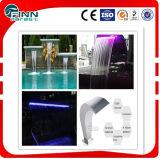 Heißer Verkaufs-Swimmingpool-Wasserfall/Innenhauptdekoration-Wasserfall