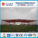 Estructuras de acero de la construcción de la azotea
