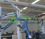 Bras de capot d'échappement de bras d'extraction de vapeur de qualité/poussière de soudure avec le boyau de PVC