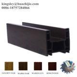 ريح مقاومة خشبيّة لون [بفك] نافذة قطاع جانبيّ مع وحيدة/ضعف/زجاج ثلاثيّ