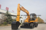 15 Tonne fahrbarer Exkavator 15 Tonnen-Rad-Exkavator