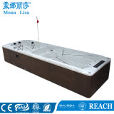 De Multifunctionele Acrylic Outdoor Swim SPA Hete Ton van 6.8 Meter (m-3373)