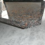 Granite Counter Tan Brown Kitchen Island Top