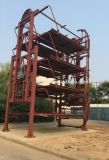 Vertikales automatisiertes Auto-Parken-Drehsystem