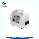 Sistema automático do torniquete da canaleta dobro para a clínica