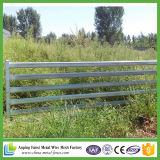 Le panneau en acier de bétail/le panneau/bétail corral de cheval lambrissent