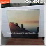 UV della vernice di 4-19mm Digitahi verniciato/sicurezza reticolo/stampata temperata/vetro temperato per il tagliere, cucina, decorazione domestica con SGCC/Ce&CCC&ISO