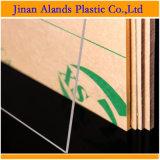 Feuille acrylique claire de plexiglass de moulage pour l'étalage acrylique