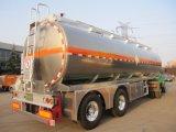 Petrolero de Arabia Saudita del aceite combustible de la aleación de aluminio 36000L