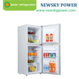 Do refrigerador solar solar do refrigerador 12volt 118L da obrigação refrigerador elétrico pequeno
