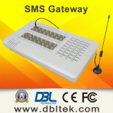 Free Call TerminationのためのDBL32 Ports SMS Gateway