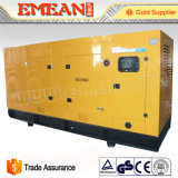 80kVA Weifang schalldichte Energien-elektrischer Dieselgenerator