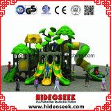 子供の屋外の運動場装置のための遊園地の運動場