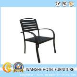 Kaffee-Metallgarten-Prüftisch-Patio-Möbel-Stuhl