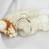 Anello d'acqua dolce naturale registrabile di modo della perla
