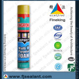 Spray-Aerosol, das PU-Schaumgummi/Kleber/dichtungsmasse/Einfüllstutzen erweitert