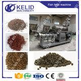 Planta de alimento de flutuação dos peixes do certificado grande do Ce da capacidade