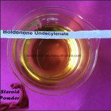Желтое жидкостное медицинское Boldenone Undecylenate для культуризма дополняет Equipoise