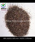 Al2O3: Oxyde van het Aluminium van 92% Min Bruine voor het Schurende Vernietigen