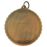 Medallas solas y a granel de la concesión Cheerleading