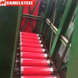 Overjas 25um de Vooraf geverfte Gegalvaniseerde Rol PPGI van het Staal van de Fabriek van China